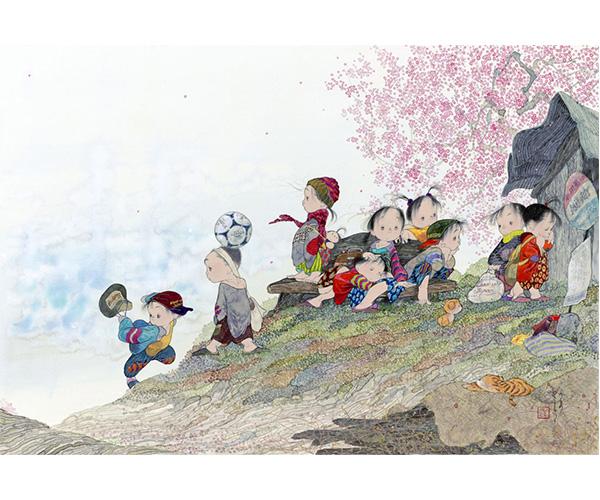 ~新しい風~中島潔絵画展