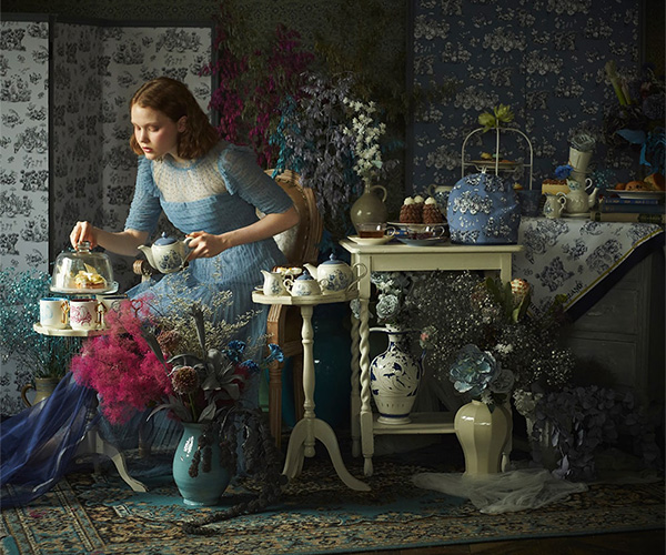 【Afternoon Tea LIVING】ALICE TEA PARTY